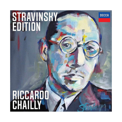 Riccardo Chailly Stravinsky Edition (Exclusive 11CD)