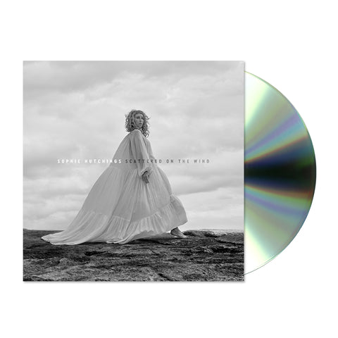 Scattered On The Wind (CD)
