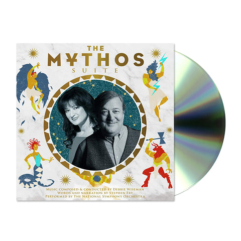 The Mythos Suite (CD)
