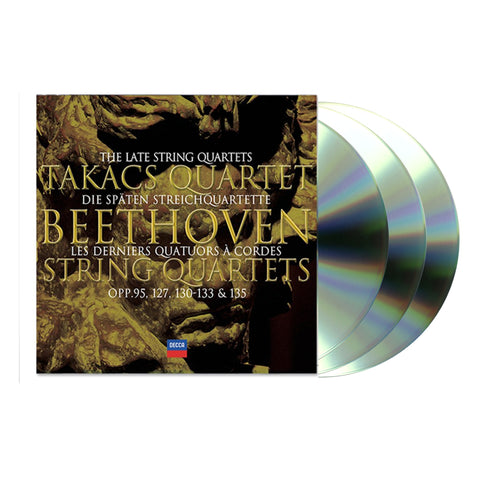 Beethoven: String Quartets Vol.3 (3CD)