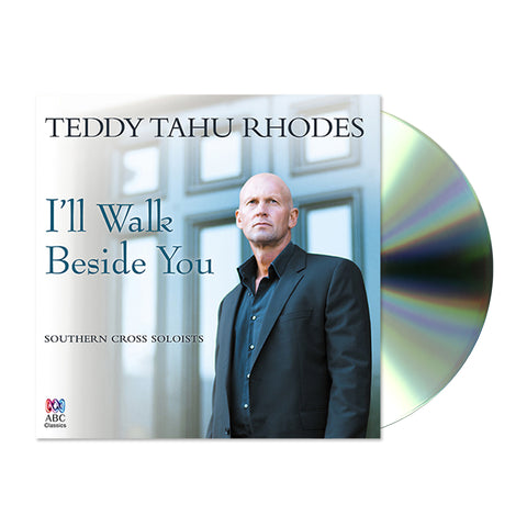 I'll Walk Beside You (CD)