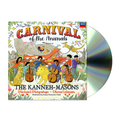 Carnival of the Animals (CD)