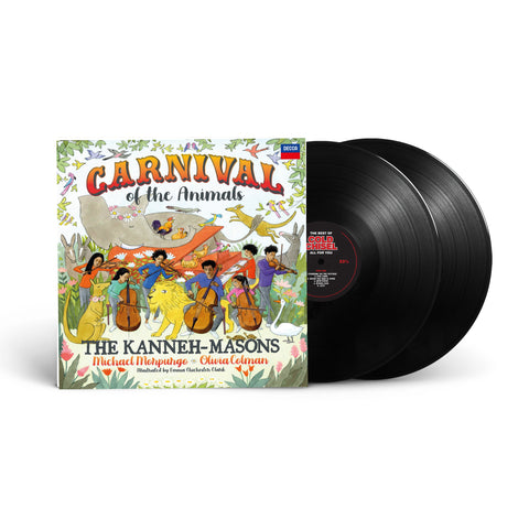 The Kanneh-Masons - Carnival of the Animals (2LP)