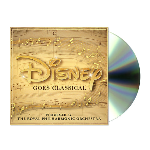 Disney Goes Classical (CD)