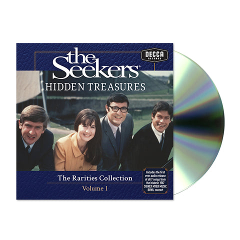 Hidden Treasures – Volume 1 (CD)