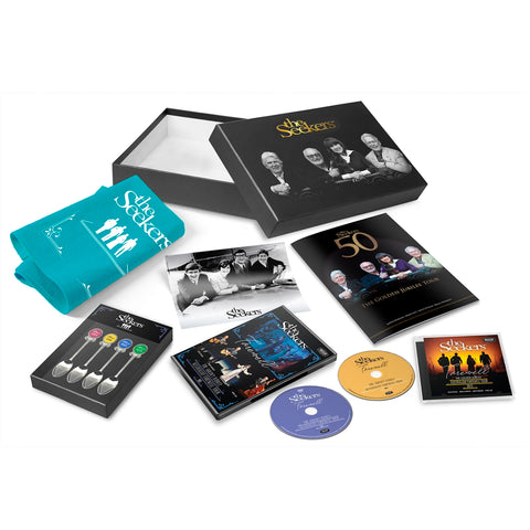The Seekers Signed Limited Deluxe Collector's Edition (CD/DVD Box Set)