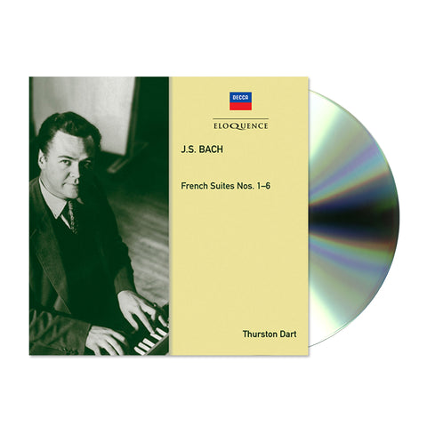 Bach: French Suites (CD)