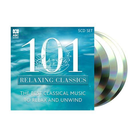 101 Relaxing Classics (5CD)