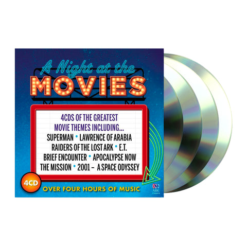 A Night At The Movies (4CD)