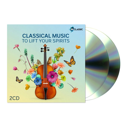 Classical Music To Lift Your Spirits (2CD)
