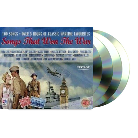 Songs That Won The War (4CD)