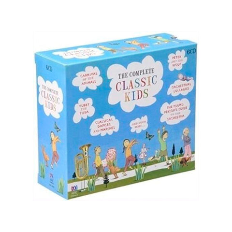 The Complete Classic Kids (6CD)