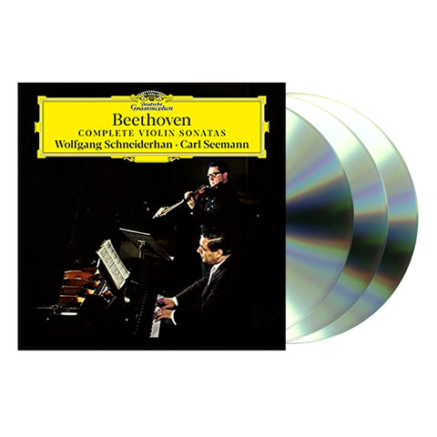 Beethoven: Complete Violin Sonatas (3CD + Blu Ray Audio)
