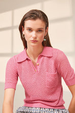 Afbeelding in Gallery-weergave laden, Suncoo perique thin polo shirt