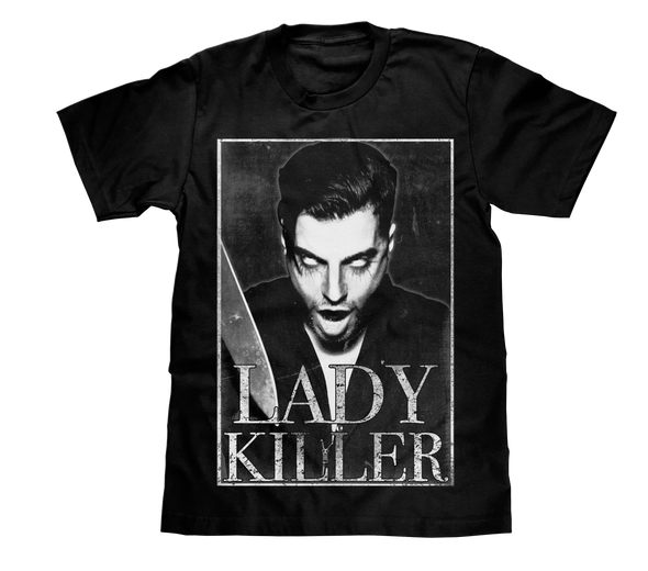 Spencer INK Lady Killer T-Shirt