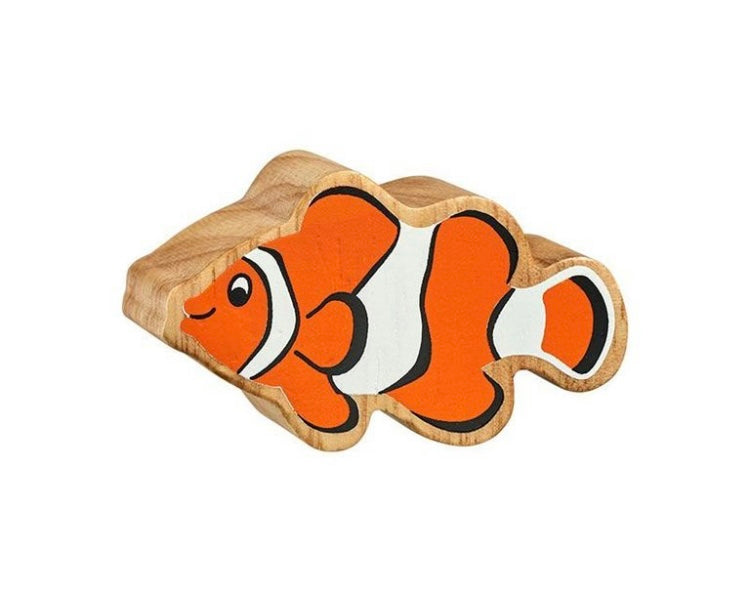 Wooden Clown Fish