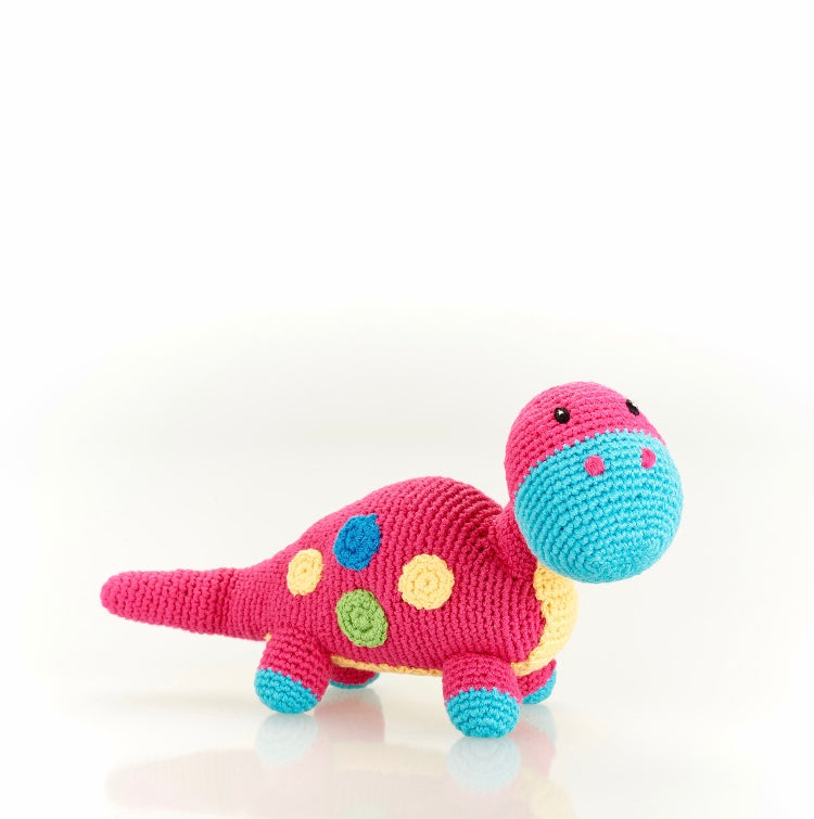 Dippi Dino Fair Trade Dinosaur