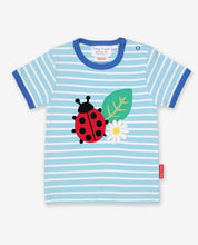 Load image into Gallery viewer, Ladybird Appliqué T-shirt