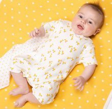 Load image into Gallery viewer, Duck Cotton Romper 9-12 months