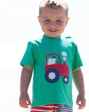 Load image into Gallery viewer, Tractor T-shirt 6-9 months