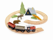 Load image into Gallery viewer, Tree Tops Train Set