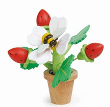 Load image into Gallery viewer, Strawberry Flower Pot