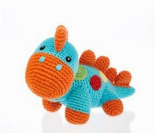 Load image into Gallery viewer, Crochet Steggi Rattle