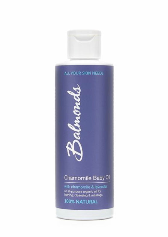 Balmonds Chamomile Baby Oil