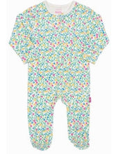 Load image into Gallery viewer, Wildflower Sleepsuit 3-6 Months