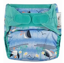 Load image into Gallery viewer, Close Pop-in Single Print Reusable Nappy