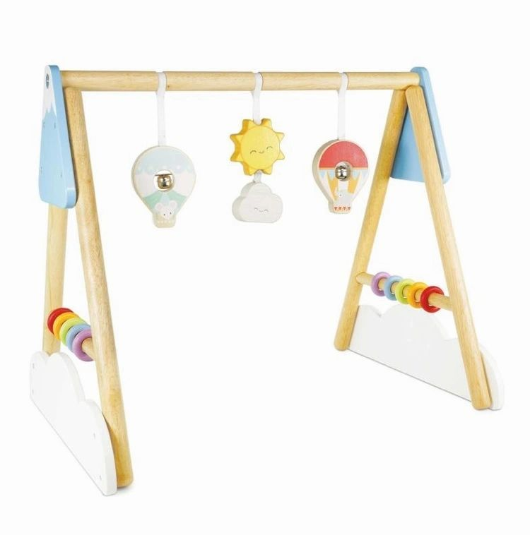Hot Air Balloon Baby Gym