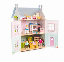 Load image into Gallery viewer, Bluebird Dolls House With Furniture
