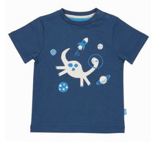 Load image into Gallery viewer, Space Dino T-shirt 3-6 Months