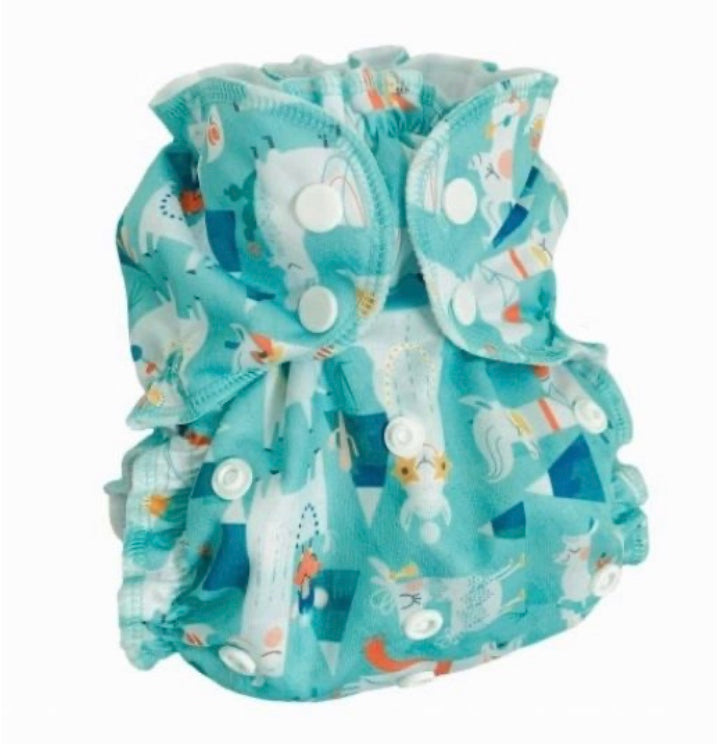 Apple Cheeks AI1 One Size Nappy