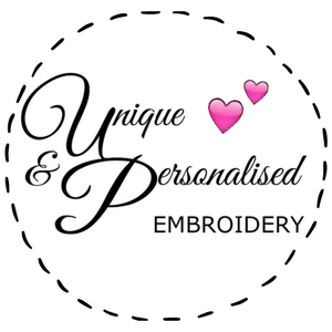 Unique & Personalised Embroidery