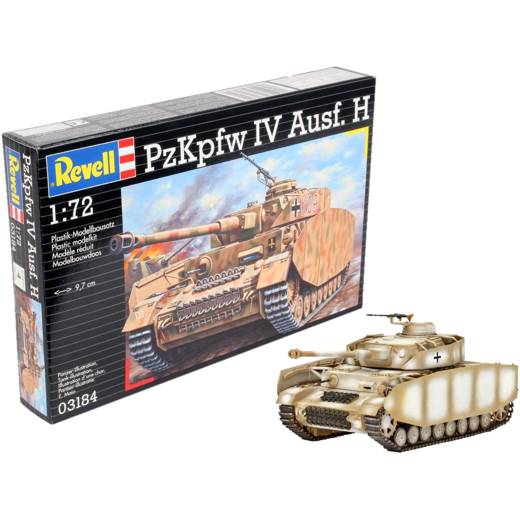Revell-of-Germany-1-72-PzKpfw-IV-AusfH