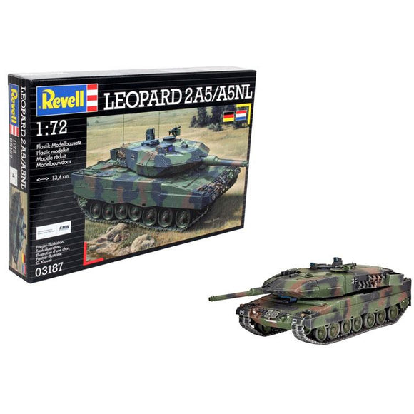 Revell-of-Germany-1-72-LEOPARD-2-A5-A5-NL