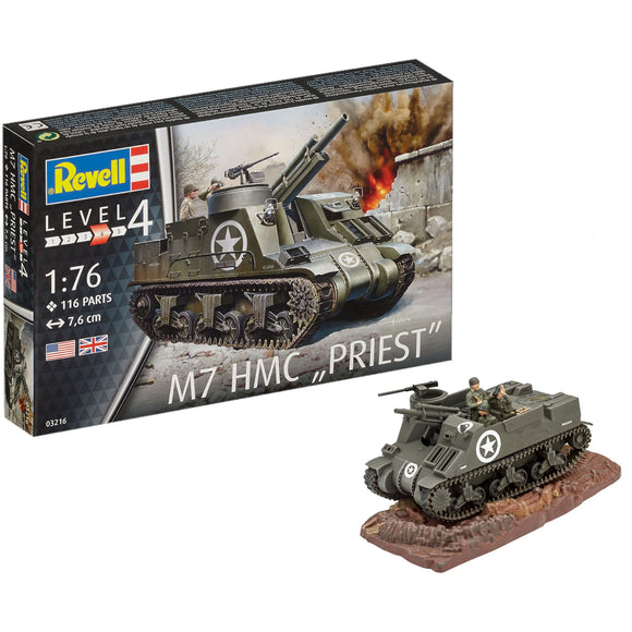 Revell-of-Germany-1-76-M7-HMC-Priest