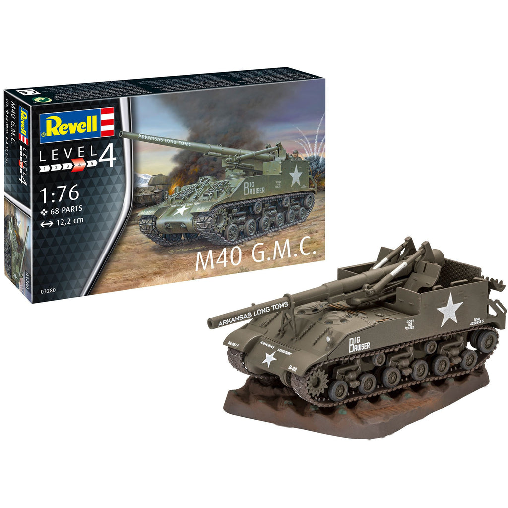 Revell-of-Germany-1-76-M40-G-M-C