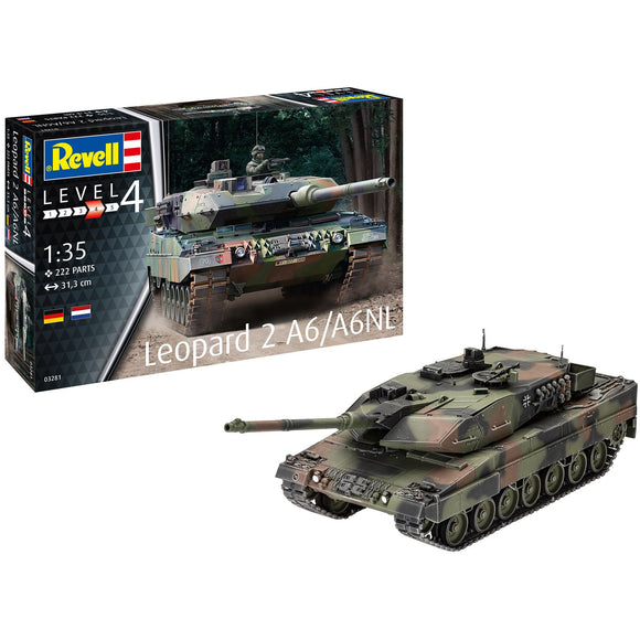Revell-of-Germany-1-35-Leopard-2A6A6NL