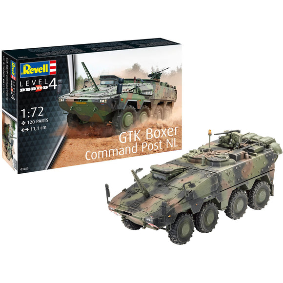 Revell-of-Germany-1-72-GTK-Boxer-Command-Post-NL