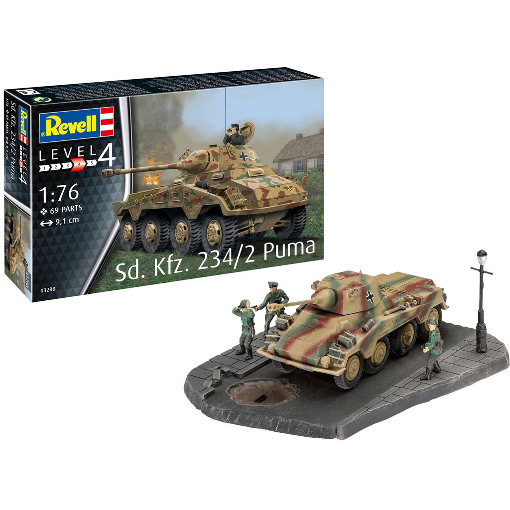 Revell-of-Germany-1-76-SdKfz-234-2-Puma