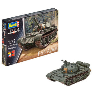 Revell-of-Germany-1-72-T-55A