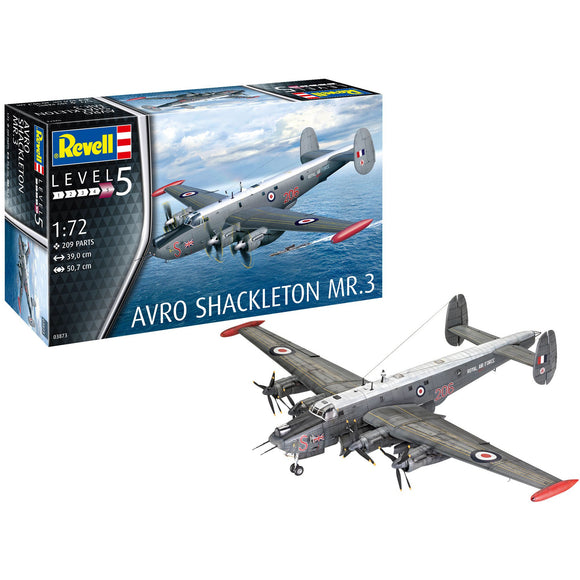 Revell-of-Germany-1-72-Avro-Shackleton-MR3