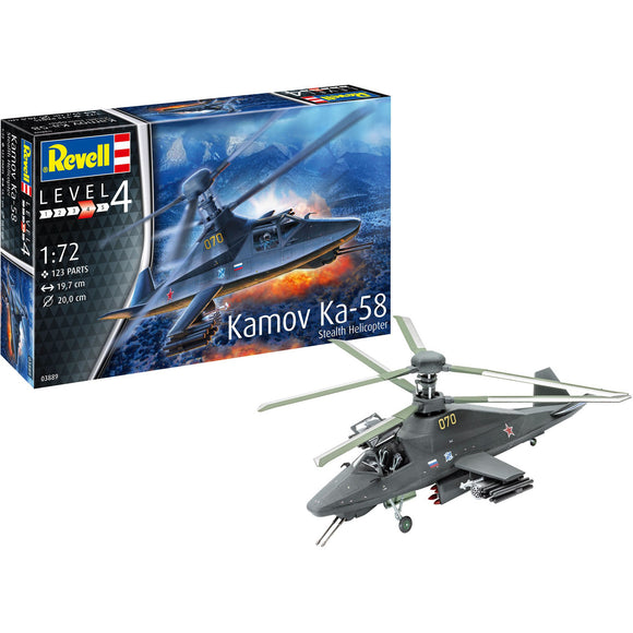 Revell-of-Germany-1-72-Kamov-Ka-58-Stealth