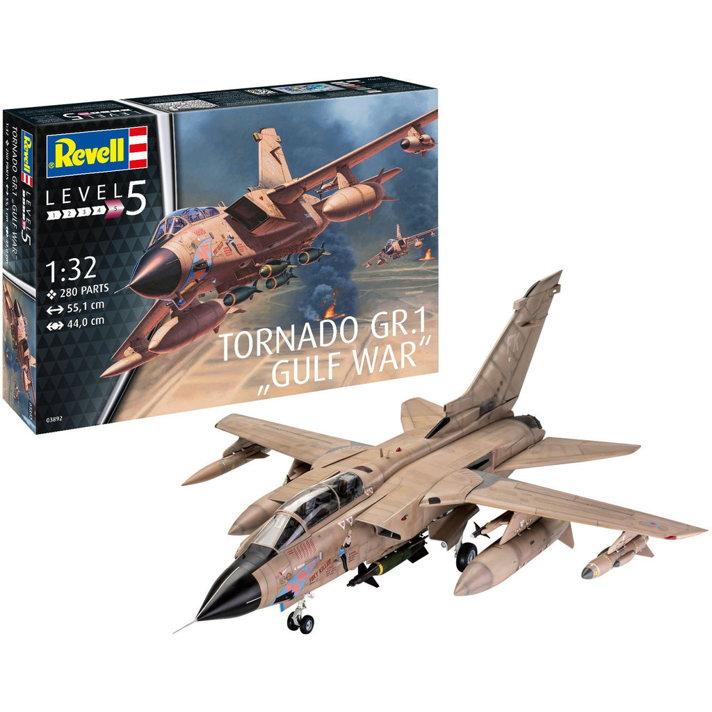 Revell-of-Germany-1-32-Tornado-GR-Mk-1-RAF-Gulf-War