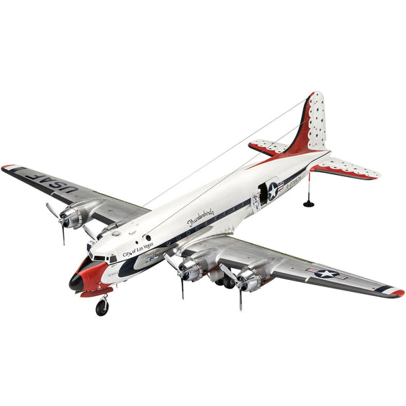 Revell-of-Germany-1-72-C-54D-Thunderbirds-Platinum-Edition