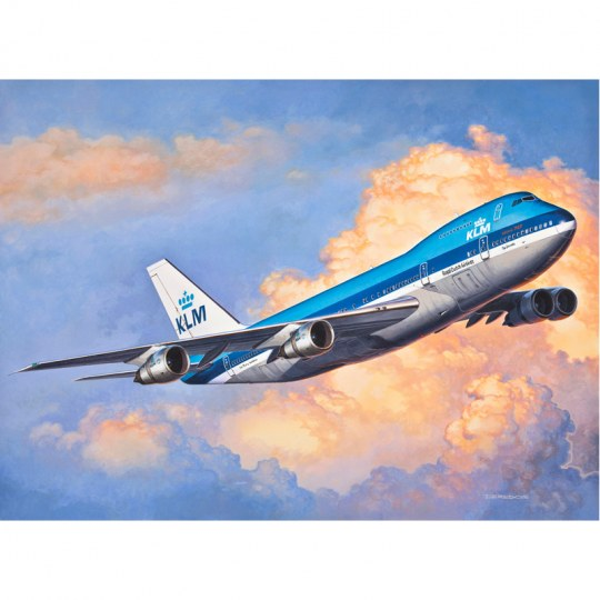 Revell-of-Germany-1-144-Revell-of-Germany-1-72-Boeing-747-200