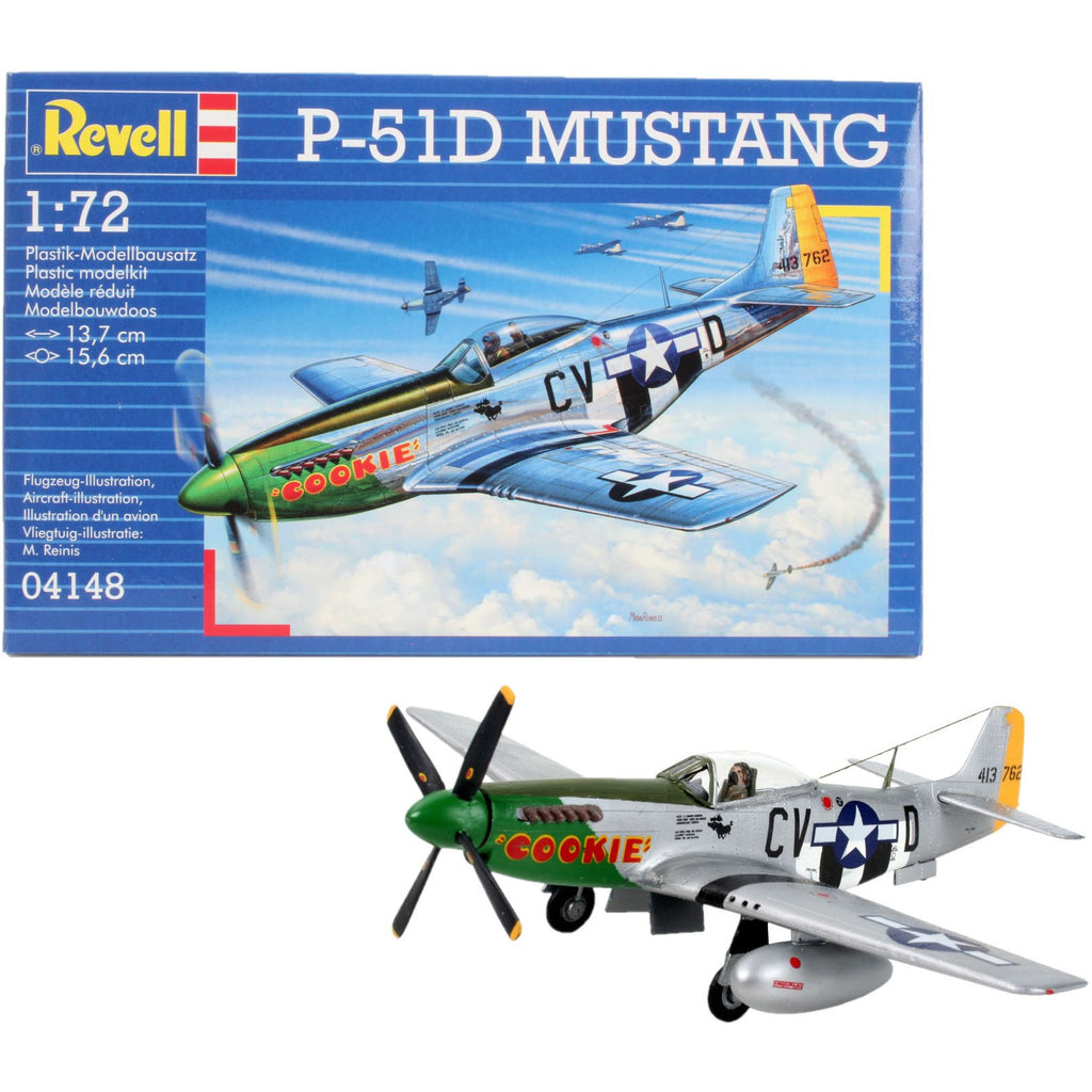Revell-of-Germany-1-144-P-51D-Mustang