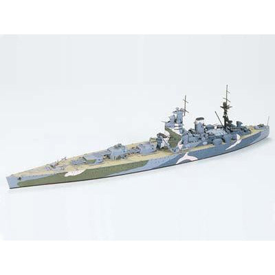 Tamiya 1/700 British Nelson Battleship Kit